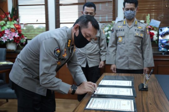 Kombes Awi Setiyono resmi jabat Karo Penmas Polri