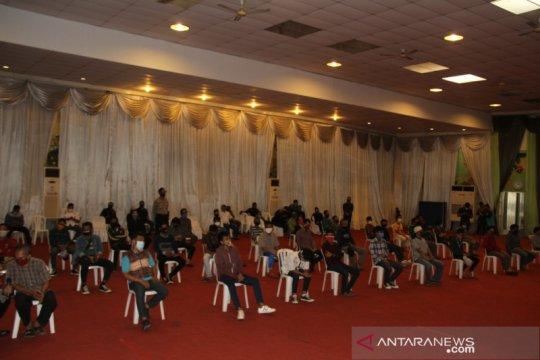 Narapidana asimilasi di Jakbar diharapkan bantu Polri jaga keamanan