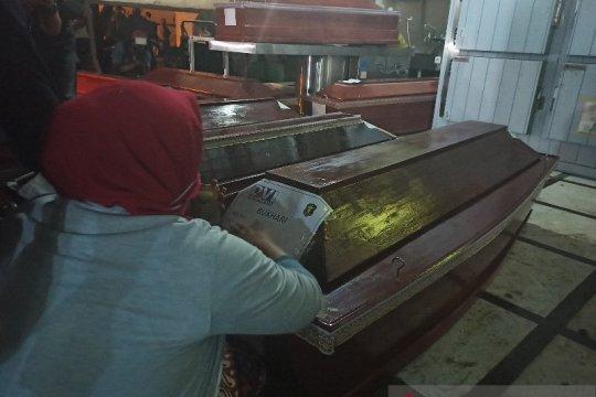 Jenazah korban kebakaran kapal di Belawan diserahkan ke keluarga