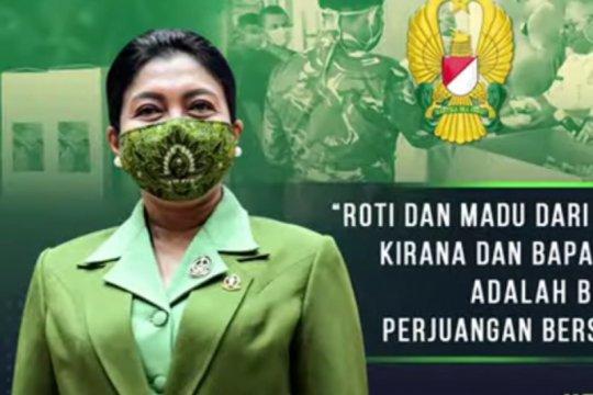 Tenaga medis RS TNI AD apresiasi bantuan makanan dari Kasad dan istri