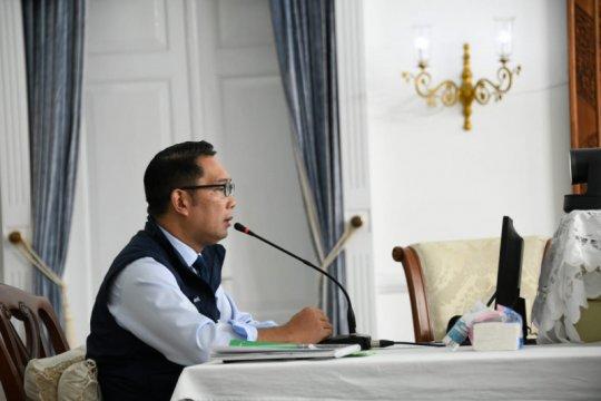 Gubernur Jabar: Jumlah pasien positif corona dirawat di RS turun