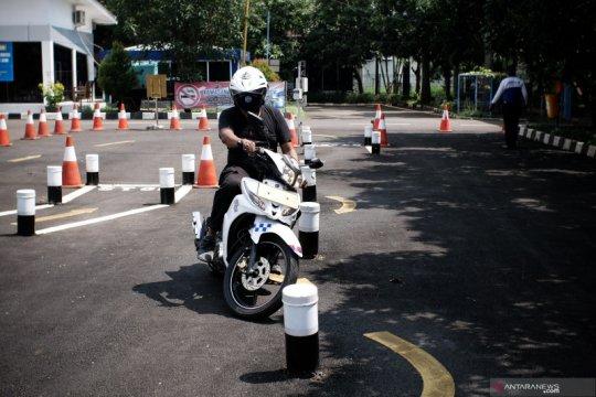 Ada lima lokasi layanan SIM Keliling di Jakarta hari ini