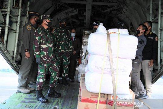 TNI kirim bantuan kemanusiaan untuk korban topan tropis di Fiji