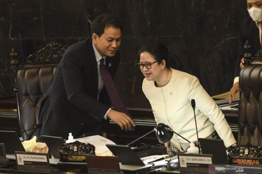 DPR sahkan Perppu COVID-19 menjadi undang-undang dalam rapat paripurna