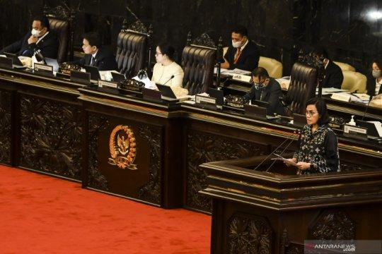 Sri Mulyani: Defisit fiskal RAPBN 2021 dipatok di atas 3 persen