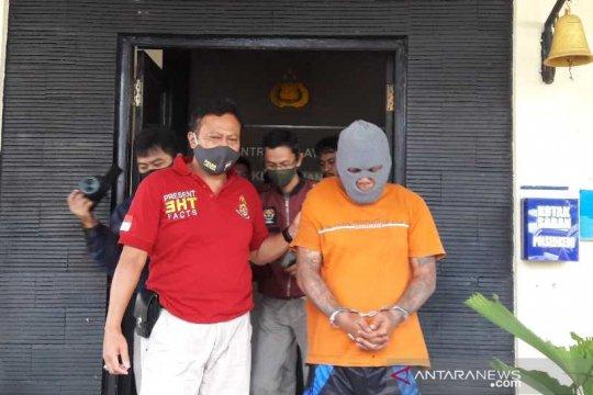 Seorang napi asimilasi lakukan pemerasan di Temanggung diamuk massa
