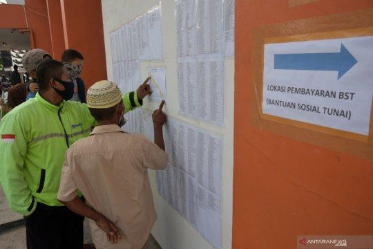 Pemprov Riau salurkan bansos tunai untuk 253.000 KK terdampak COVID-19