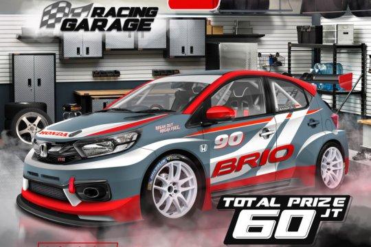 """HPM kembali gelar Honda Brio V-Mod bertema """"Racing Garage"""""""