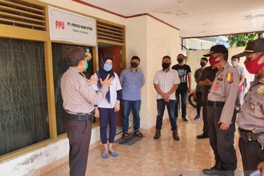 Satgas Aman Nusa imbau karyawan perusahaan tidak mudik