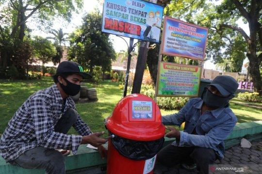 Peneliti: Ada potensi sampah masker jadi sumber mikroplastik baru