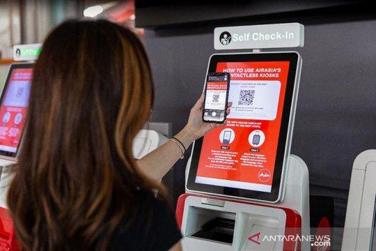 AirAsia gunakan prosedur tanpa sentuhan bagi perjalanan penting