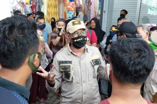 Pemkab Gowa minta pelaku usaha bukan pangan ikuti aturan PSBB