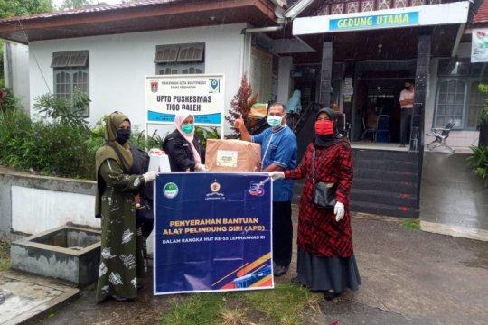 Tenaga medis di sejumlah daerah terima bantuan alkes dari Lemhannas