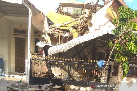 Ledakan di Komplek Cemara Asri Sumut, Polisi lakukan penyelidikan