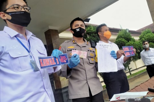 Polisi ungkap modus pungli memanfaatkan PSBB di Kabupaten Bandung