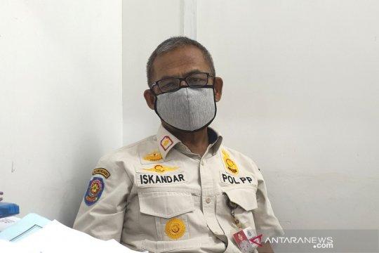 Satpol PP Setiabudi sering temukan pelanggaran PSBB di tempat makan
