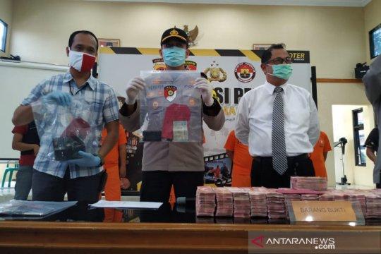 Polres Tasikmalaya gagalkan peredaran uang palsu senilai Rp2,9 miliar