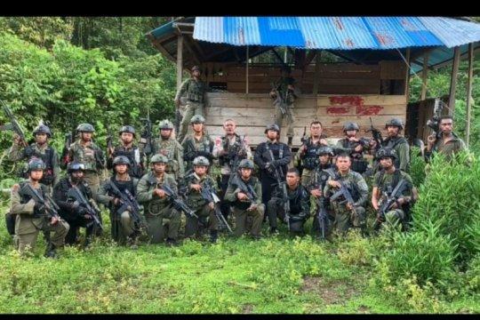 Lima pelaku pembunuhan anggota Brimob di Bintuni masih diburu