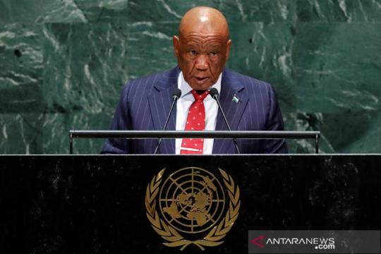 PM Lesotho Thabane akan mundur dari jabatannya hari ini