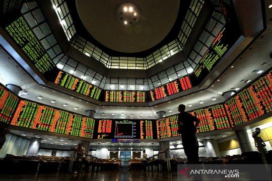 Saham Malaysia naik lagi dengan indeks KLCI bertambah 0,56 persen