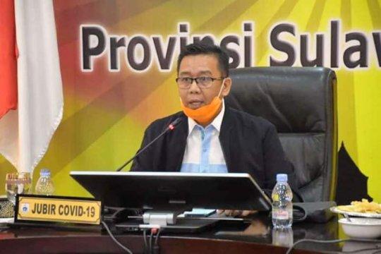 Positif COVID-19 di Sulbar bertambah enam jadi 73 kasus