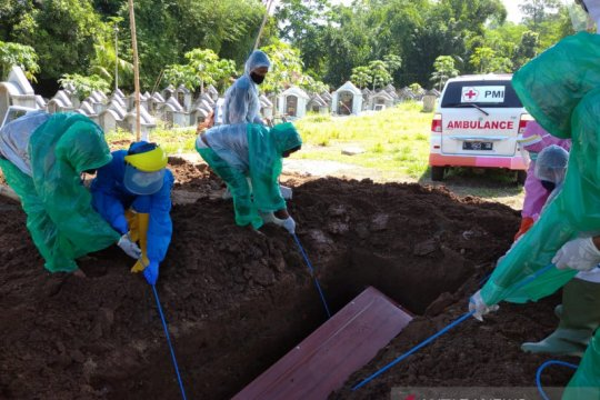 PMI Jember: Tak ada  lagi penolakan jenazah COVID-19