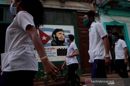 Kuba mulai uji coba vaksin COVID pada anak