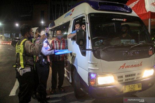 Perpanjangan masa penerapan PSBB Surabaya Raya