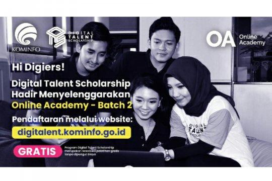 Kominfo buka beasiswa DTS Online Academy 2020 gelombang kedua