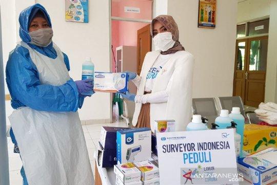 Surveyor Indonesia Peduli gelar tanggap darurat COVID-19