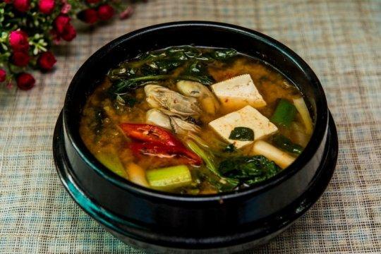 Menu Ramadhan - Sup Tofu