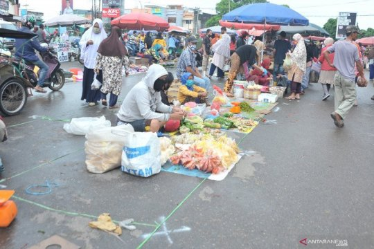 Kemenkes setujui PSBB Palembang dan Prabumulih
