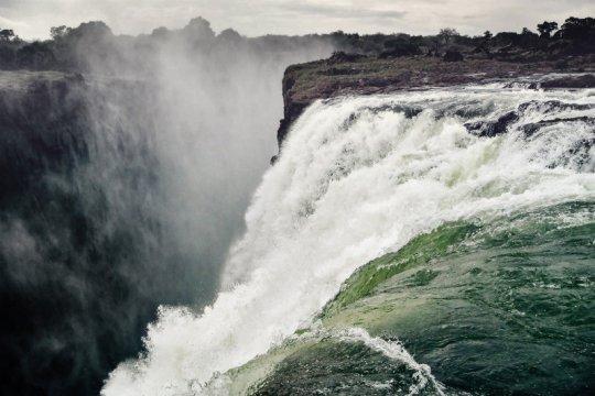 Air Terjun Victoria kembali dibuka untuk umum