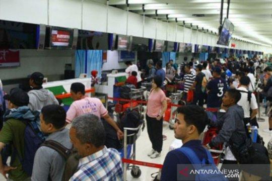 Angkasa Pura II ungkap penyebab penumpang membeludak di Bandara Soetta