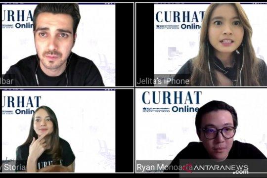 "Webseries ""Curhat Online"" hadirkan Acha Septriasa hingga Gading Marten"