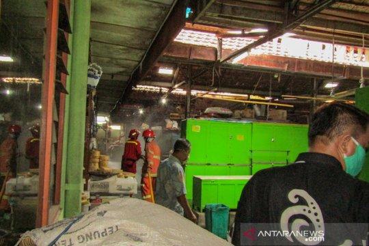 Dua pasar Yogyakarta diliburkan untuk sterilisasi cegah corona