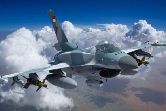 TNI AU akan beli pesawat tempur F-15 Ex dan Rafale