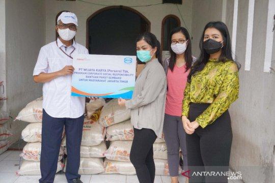 Wijaya Karya sebut alokasikan dana CSR Rp3,14 miliar di tengah COVID