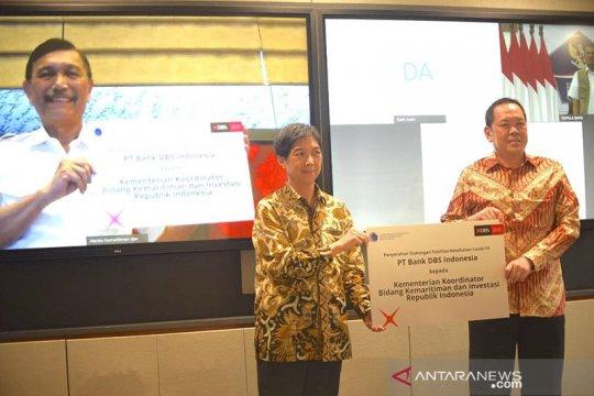 Bank DBS Indonesia serahkan donasi alat tes deteksi COVID-19