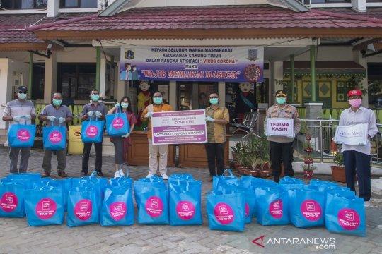 Peduli COVID-19, AEON Indonesia bantu warga dan rumah sakit di Jakarta