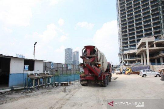 Inkindo harapkan sektor konstruksi tetap berjalan selama PSBB