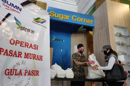 PTPN XI gelar pasar murah bagi pelaku media