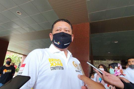 MPR: Usut tuntas penangkapan enam terduga teroris