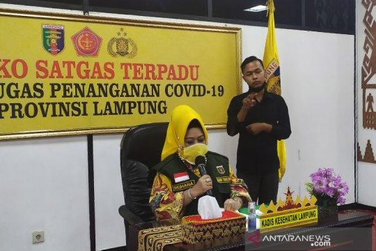 Seorang anggota DPRD Lampung Timur positif COVID-19