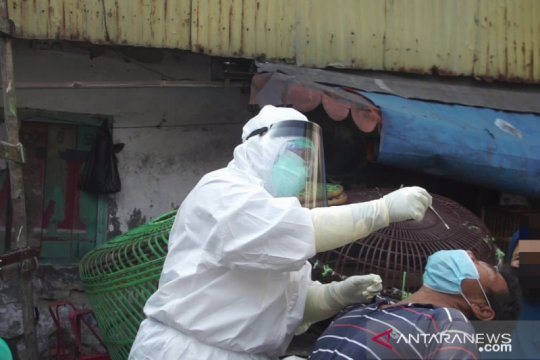 Kasus positif COVID-19 Jakarta bertambah 293