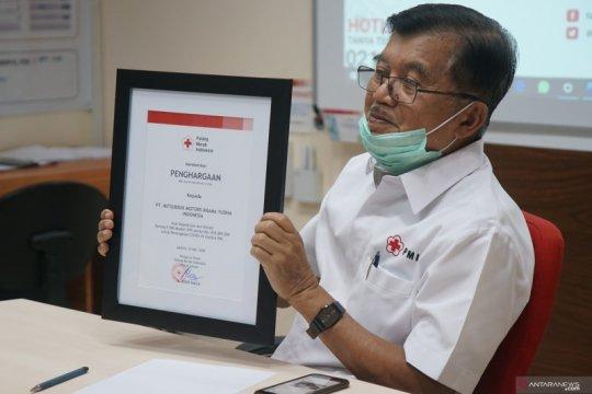 MMKI donasi 9 ribu masker N95 kepada PMI