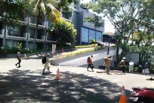 Sepuluh pasien di Ternate sempat berusaha kabur dari tempat karantina