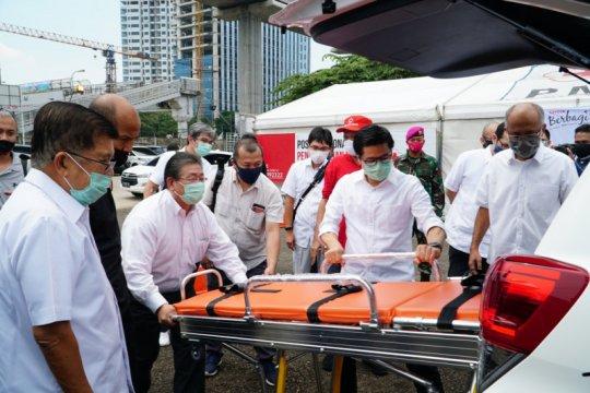 Toyota Indonesia serahkan bantuan untuk tenaga medis lewat PMI