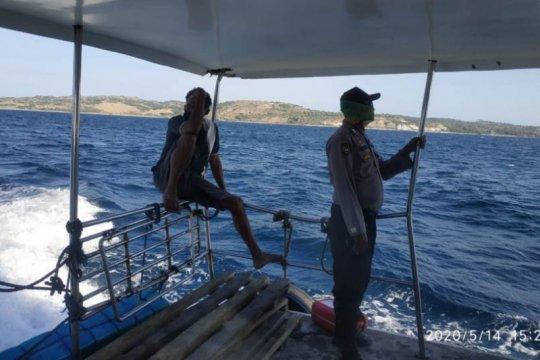 Empat warga hilang di perairan laut Sabu Raijua