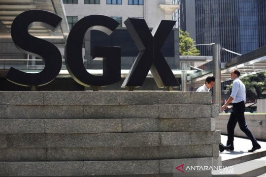 Saham Singapura kembali naik dengan indeks STI terkerek 0,43 persen